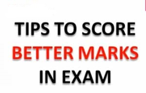 how to get more marks in 12th exam
